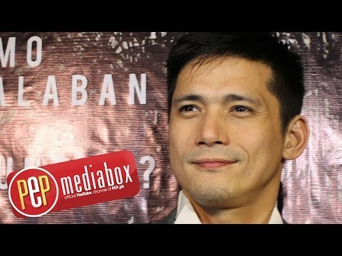 Robin Padilla on winning best actor for 10,000 Hours: