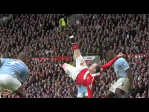 Man United | Top Ten Goals 2010/2011