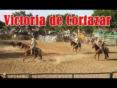 Jaripeo en Victoria de Cortazar (May-04-2014)