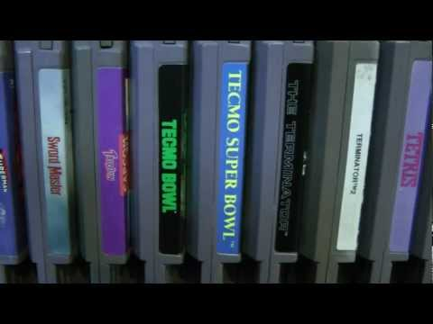 Billy's NES Collection
