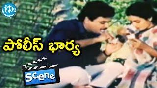 Police Bharya Movie Scenes - Soundarya Insults Seetha    Naresh    Gollapudi    Ahuthi Prasad - IDREAMMOVIES