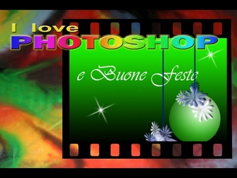 Photoshop tutorial italiano - Natale 2010