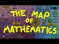 The Map of Mathematics - 2017