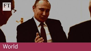 How Vladimir Putin will keep country's support - FINANCIALTIMESVIDEOS