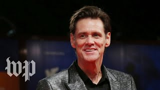 Jim Carrey's art causes a stir - WASHINGTONPOST