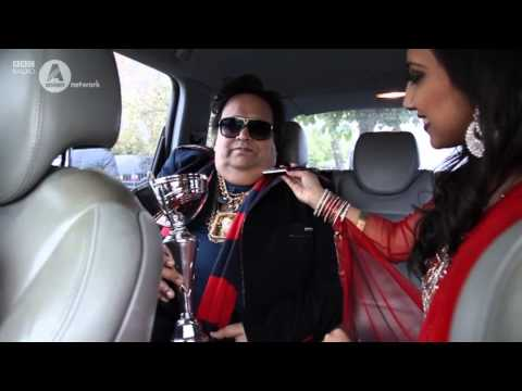 King of pop Bappi Lahiri at Boishakhi Mela