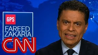 Fareed: When Comey stood up to to George W. Bush - CNN
