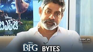 Jagapati Babu & Producer About Disney's The BFG Movie | TFPC - TFPC