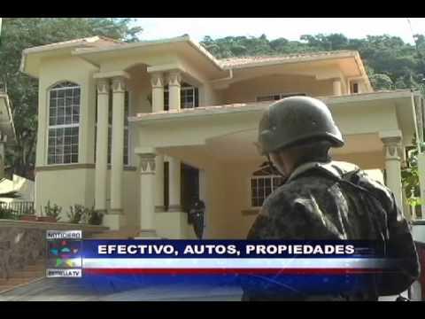 Golpe al narco en Honduras
