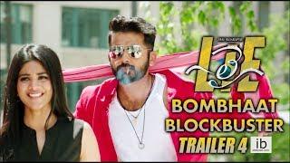 LIE - Bombhaat Blockbuster trailer 4 | Nithin | Megha Akash - idlebrain.com - IDLEBRAINLIVE