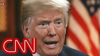 Trump: I hold Putin responsible for election meddling - CNN