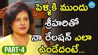 Actress Disco Shanti Exclusive Interview Part #4 || Talking Movies With iDream - IDREAMMOVIES