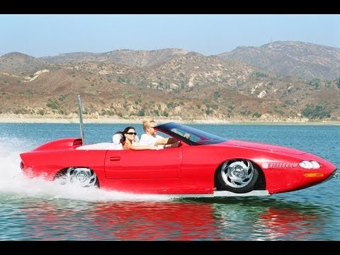 Watercar! Chasing a Dream - The Downshift Episode 23