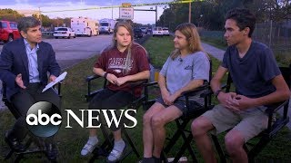 Students describe moments of deadly high school shooting - ABCNEWS