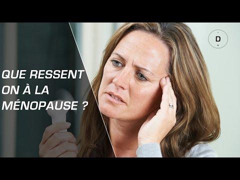 On ressent quoi à la ménopause ? Gynécologie