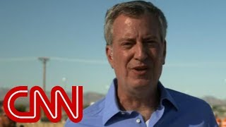 de Blasio: Kids have lice, bed bugs, and chickenpox - CNN