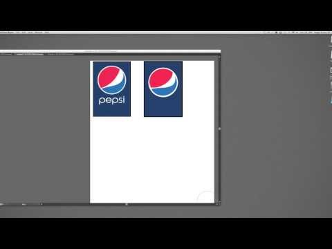 Adobe Illustrator Basics: Let's Make the Pepsi Logo