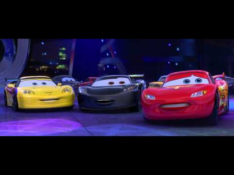 Cars 2 Movie Clip with Lewis Hamilton! From Disney Pixar (HD)