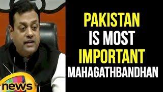 Pakistan is the Most Important Components of Mahagathbandhan Says Sambit Patra | BJP News |MangoNews - MANGONEWS
