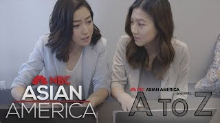 A To Z 2018: Grace Choi & Tammy Cho Are Confronting Workplace Sexual Harassment | NBC Asian America - NBCNEWS