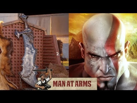 Blades of Chaos (God of War) - MAN AT ARMS