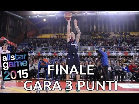 All Star Game 2015- La finale del tiro da 3 punti