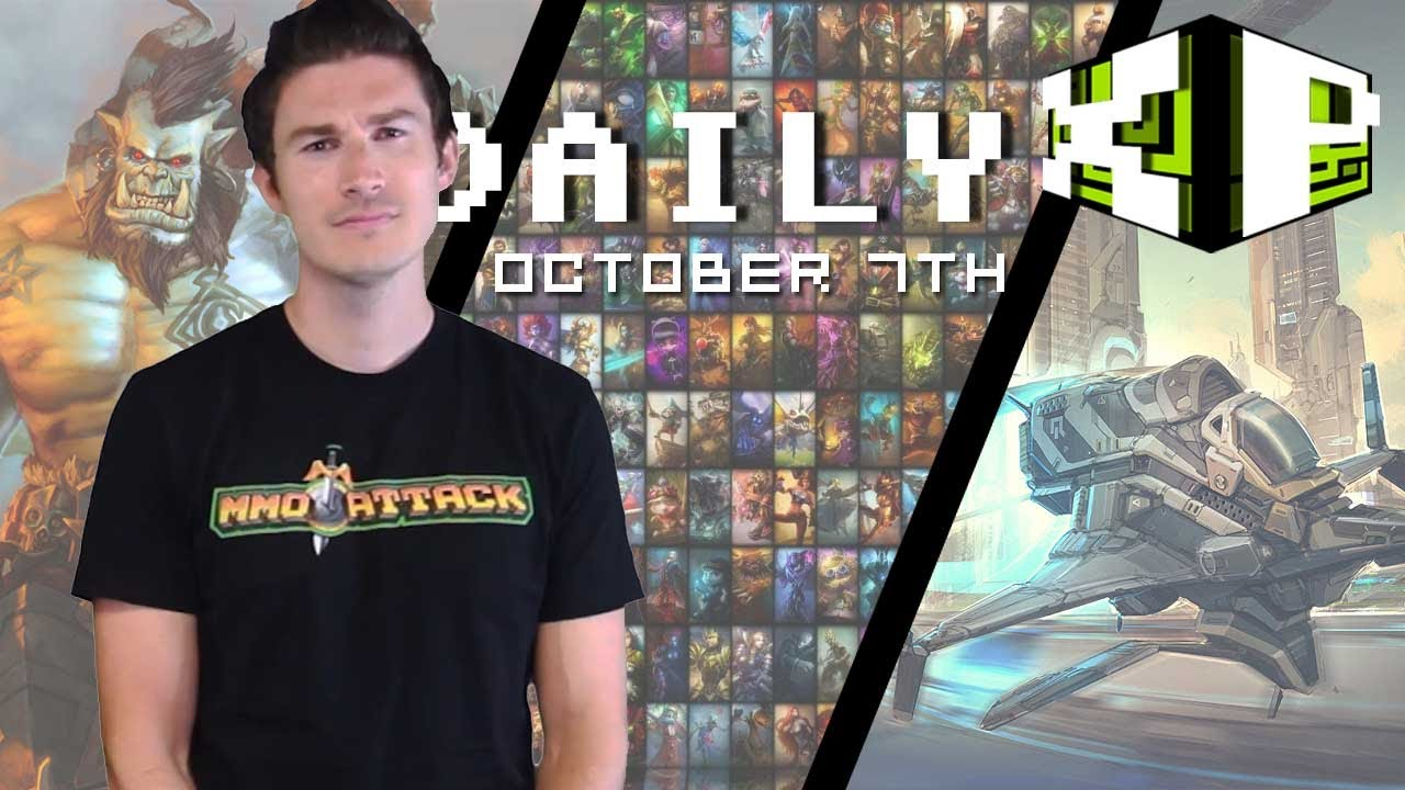 League of Legends World Finals, Allods Online, Quantum Rush and more! | The Daily XP October 7th