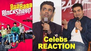 """Celebs REACTION on Maniesh & Anupam's """"Baa Baa Black Sheep"""" - IANSINDIA"""
