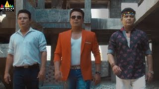Ram Robert Raheem Movie Scenes | Climax Scene | Sri Balaji Video - SRIBALAJIMOVIES