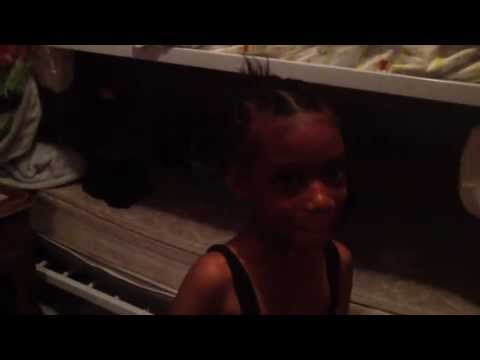 Kids hairstyles :I did my sister hair