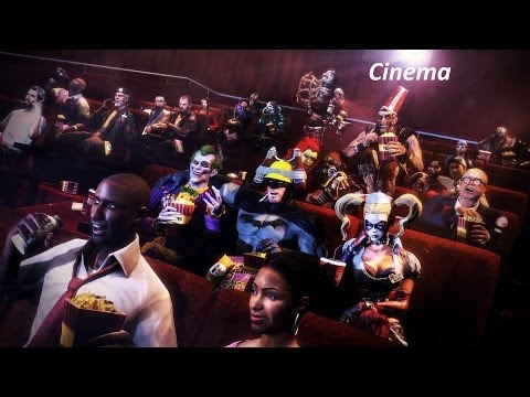 Garry's Mod: Cinema | WTF!!! ¿CINE PORNO?...