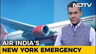 EXCLUSIVE | Air India Flight's Crisis Over New York: NDTV Accesses ATC-Pilot Audio - NDTV