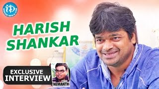 Subramanyam For Sale Director Harish Shankar - Exclusive Interview | Talking Movies with iDream # 21 - IDREAMMOVIES