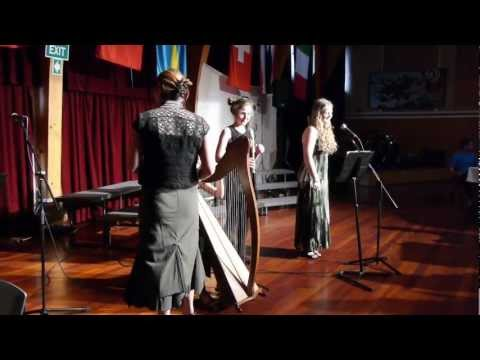 Kapiti College in Concert 1 Nov 2012 part 1