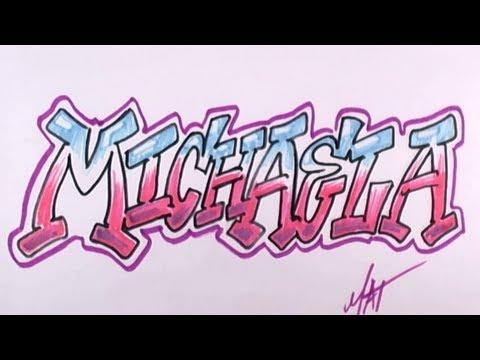 Michaela Name Michaela Name Design 10