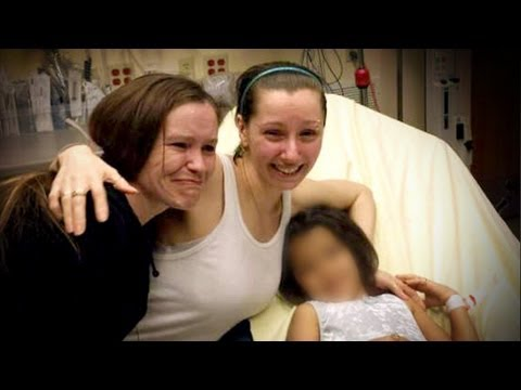 Girls Found Alive After 10 Years Missing