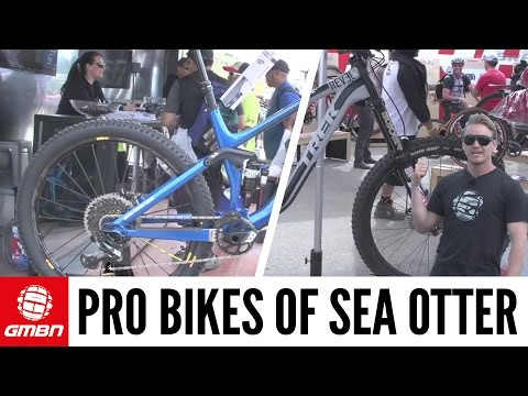 Pro Bikes Of Sea Otter | GMBN At Sea Otter