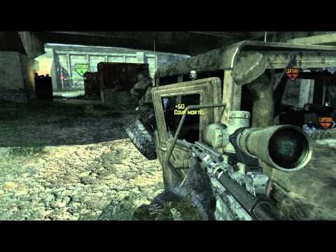 MW3 Montage Killstreak Multi kill Online Multiplayer