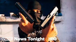 Brazil's Drug Gangs Are Prepared To Go To War Over Bolsonaro's Gun Crackdown (HBO) - VICENEWS