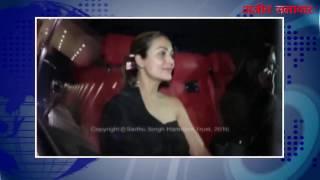 video : मुंबई : दीवान बिल्डर्स की नाईट पार्टी में बॉलीवुड की हस्तियों ने की शिरकत