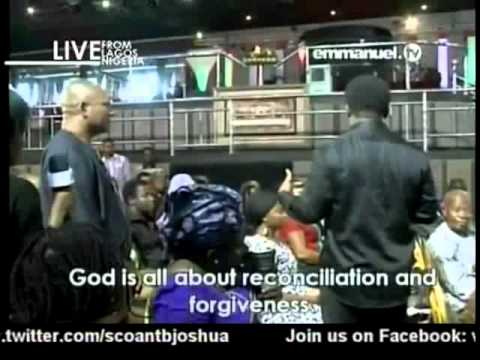 TB Joshua. Prayer & Prophecy 11-05-2013