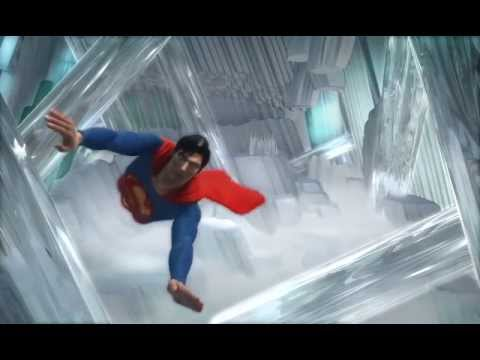 Christopher Reeve - Superman 3D Tribute EXTENDED