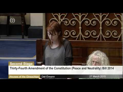 Peace and Neutrality Bill 2014