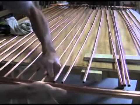Κατασκευή ηλιακού θερμοσίφωνα - Θέρμανση - Φτιάχτο Μόνος σου 1o Mέρος