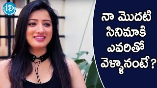 Richa Panai About Her First Film Which She Watched In Theater || Talking Movies With iDream - IDREAMMOVIES