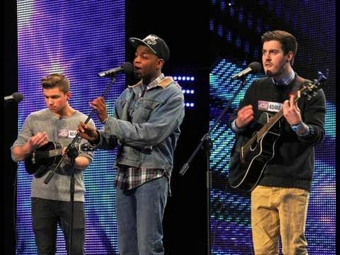 The Loveable Rogues -- Britain's Got Talent 2012 audition -- UK version