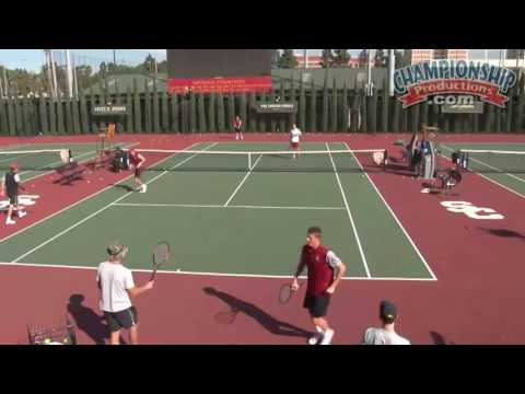 Peter Smith: Competitive Doubles Tennis Drills & Games