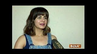Irrfan Khan's 'Blackmail' co-star Kirti Kulhari extends prayers and positivity for his health - INDIATV