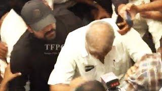 Ram Charan Came To Film Chamber To Support Pawan Kalyan | TFPC - TFPC