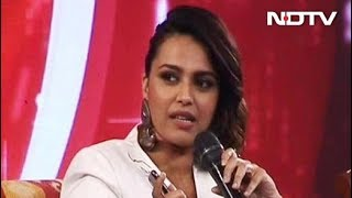 #NDTVYUVA: जुनैद की मदद के लिए किसी का न आना समाज की स्थित को बताता है - स्वरा भास्कर - NDTVINDIA